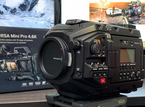 Blackmagic Ursa Mini Pro 4.6k Cinema Camera