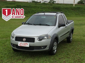 Fiat Strada 1.4 Mpi Trekking Cs 8v Flex 2p Manual