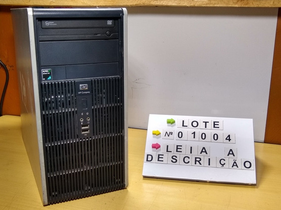 Cpu Amd Athlon X2 Dual Core 2.1ghz 3gb Ram 80hd Lerobs L1004