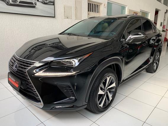 Lexus Nx300h 2.5 Híbrido Luxury Cvt 2019 Preto