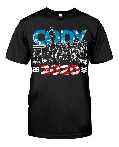 Njpw Bullet Club Cody 2020 Playera Hot Topic Original