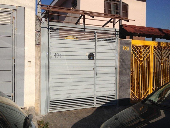 Sobrado Vila Matilde Sao Paulo/sp - 3736