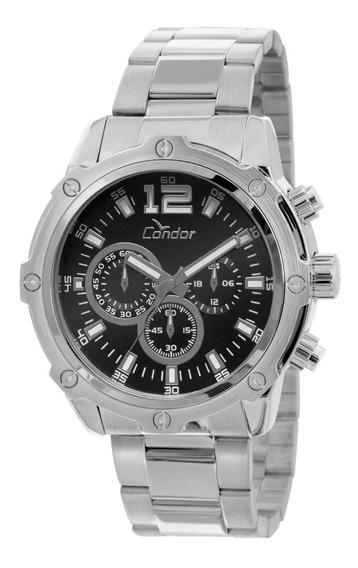 Relógio Masculino Condor Original Garantia Covd54ad/3p