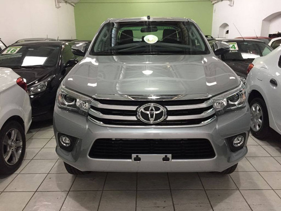 Hilux Sw4 Srv 2.7 ( Flex ) 2019 0km - Racing Multimarcas
