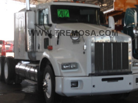 Tractocamion Kenworth T800 2012 100% Mex. #3018