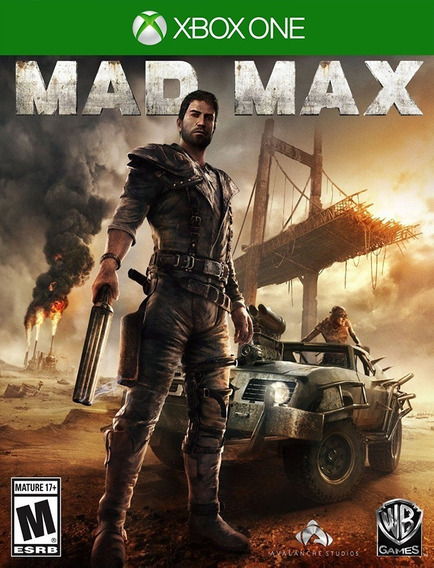 Mad Max Xbox One - 25 Digitos (envio Flash)