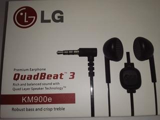 Auricular LG Quad Best3