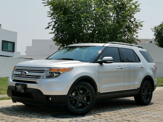 Ford Explorer Limited Awd 7 Pasajeros Modelo 2013