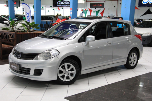 Nissan Tiida 1.8 Sl Automático Flex