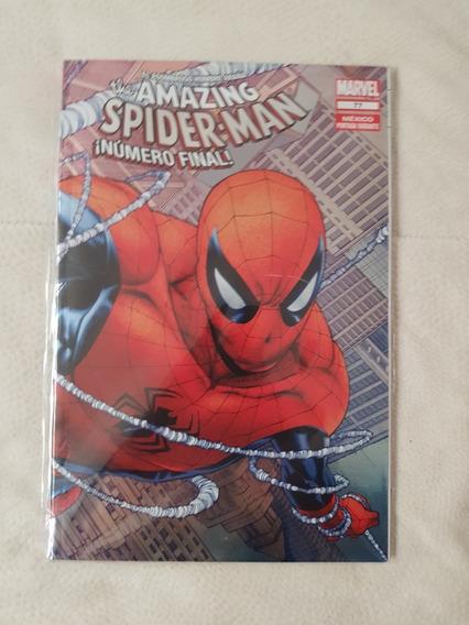 Marvel México Amazing Spiderman # 77, Cubierta Metalizada!
