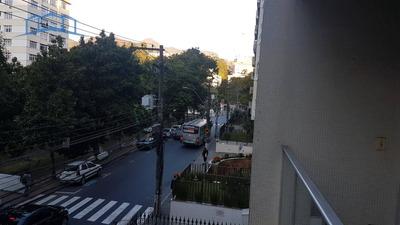 Apartamento Com 4 Dormitórios Para Alugar, 120 M² Por R$ 2.200/mês - Centro - Petrópolis/rj - Ap0003