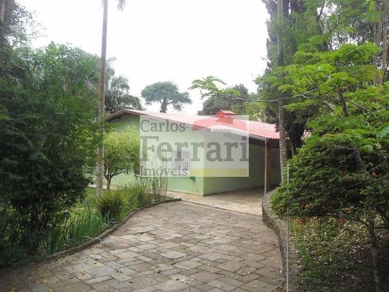 Maravilhosa Casa No Condominio Jd. Da Montanha - Cf15534