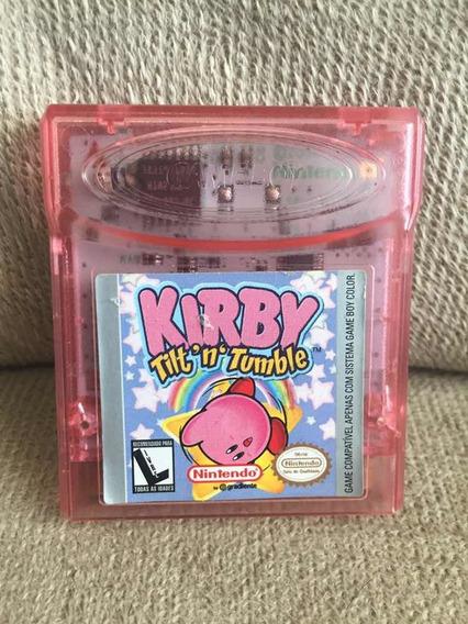 Kirby Tiltntumble Gb - Game Boy - Original Gradiente