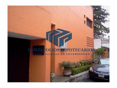 Preciosa Casa En Magdalena Contreras (remate Bancario)