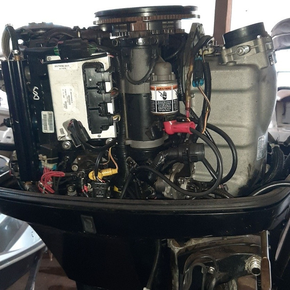 Motor Optimax 150 Hp Muito Novo