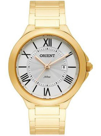 Relógio Feminino Orient Fgss1137 S3kx Barato Original