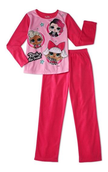 Pijama Para Niñas De Invierno, Nuevos, Originales, Usa!!!!