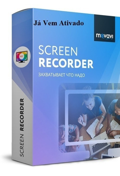 Movavi Screen Recorder 10.4.0 ( Já Ativado )