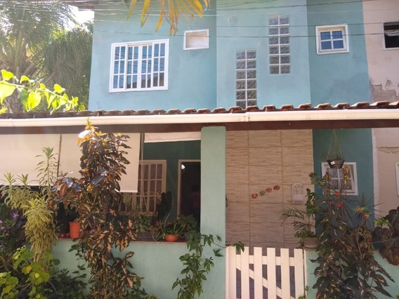 Casa Em Condomínio No Sapê - Ca00127 - 33754285