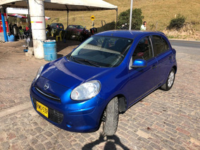 Nissan March Advance 1600 Mt 2ab