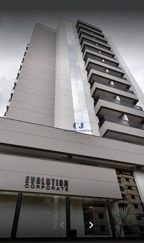 Imagem 1 de 14 de Andar Corporativo Para Alugar, 336 M² Por R$ 14.000,00/mês - Parque Campolim - Sorocaba/sp - Ac0009