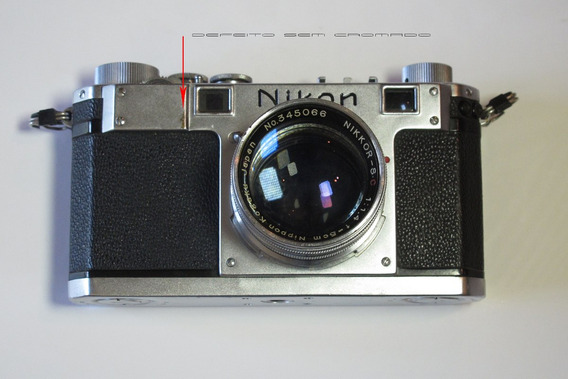 Camera Nikon Kogaku Model S - 1951