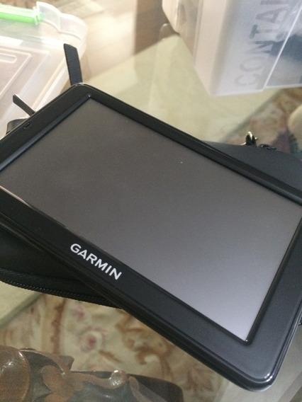 Gps Garmin- 5 Polegadas. Funciona Em Varios Paises-descrição
