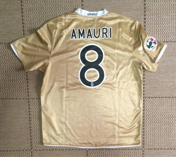 Camisa Original Juventus 2008/2009 Away #8 Amauri