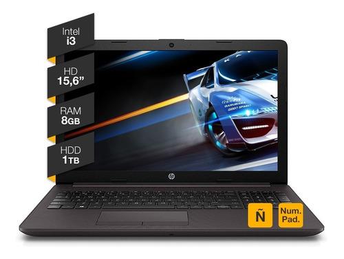 Imagen 1 de 4 de Notebook Hp I3 10ma 8gb Ram 256gb Ssd + 1tb Hdd Hdmi Win10