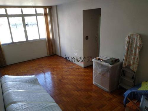 Apartamento Com 2 Dormitórios À Venda, 67 M² Por R$ 300.000,00 - Mooca - São Paulo/sp - Ap0464