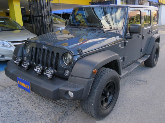 Jeep Wrangler Sport 4x4 Financio Hasta El 100% Y Permuto
