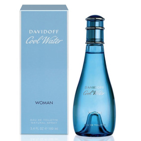 Decant Amostra Do Perfume Feminino Davidoff Cool Water 2ml