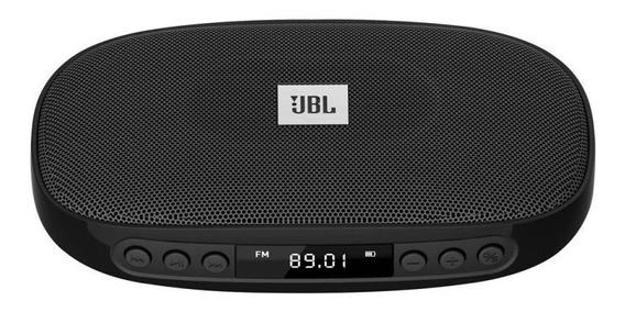 Caixa De Som Jbl Tune Bt Rádio Fm Entrada Pendrive Micro Sd
