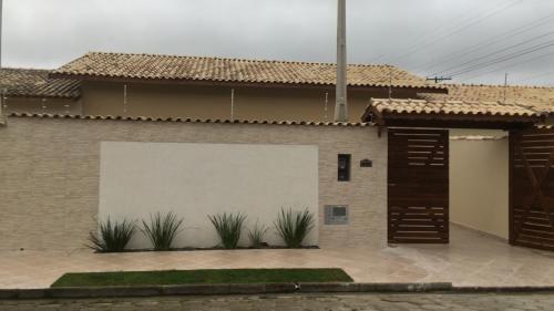 Casa No Cibratel Com Piscina Em Itanhaém Litoral - 6057 Npc