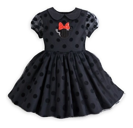Vestido Importado De Disney Store -original!!!