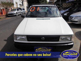 Fiat Uno 1.0 Smart Gasolina 2001