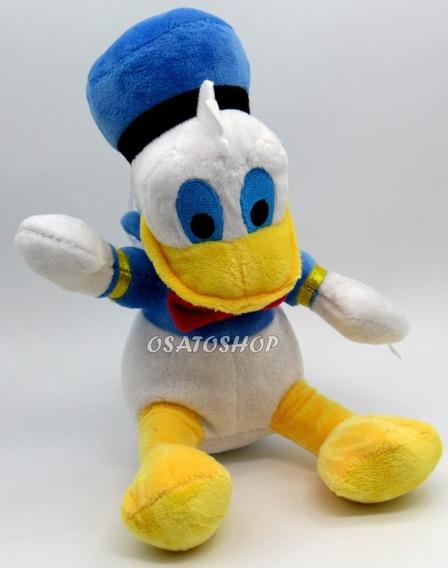 Pelúcia Pato Donald Ou Margarida Musical Personagem Disney