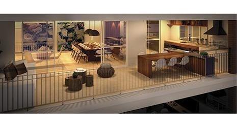 Cobertura Para Venda Em São Paulo, Vila Mariana, 4 Dormitórios, 4 Suítes, 6 Banheiros, 5 Vagas - 0126c_2-72275
