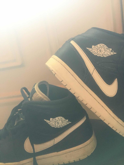 Nike Air Jordan 1 En Muy Buen Estado