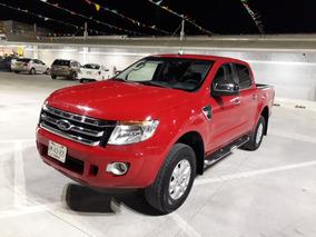 Ford Ranger 2013. 2.3 Chasis Doble Cab Xlt 5vel Mt.