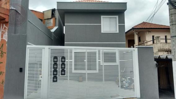 Casa Para Aluguel, 1 Dormitórios, Parada Inglesa - São Paulo - 2547