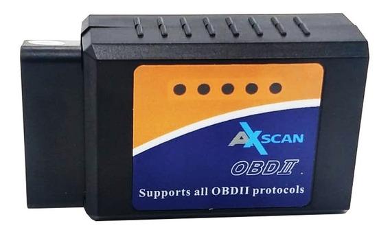 Scaner Diagnóstico Automotivo Obd2 Axscan V1.5 Bluetooth