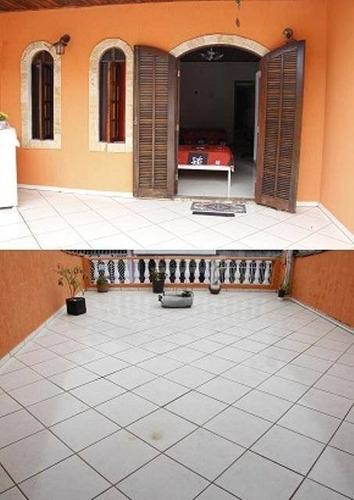 Sobrado Com 3 Dormitórios À Venda, 170 M² Por R$ 460.000,00 - Parque Selecta(montanhão) - São Bernardo Do Campo/sp - So0108