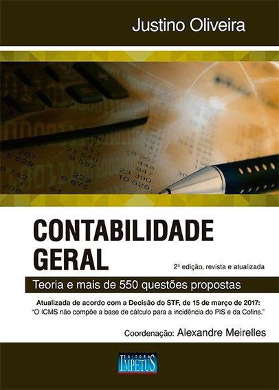 Contabilidade Geral - 2ª Ed. 2017