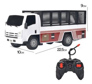 Auto Radio Control Camion De Carga Envio Full (22036) Fenix