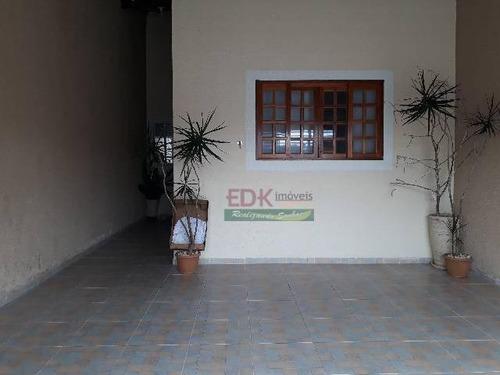 Casa Com 2 Dormitórios À Venda, 125 M² Por R$ 230.125,00 - Jardim Torrão De Ouro - São José Dos Campos/sp - Ca3092