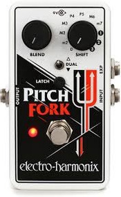 Pedal Electro Harmonix Pitch Fork Polyphonic Shifter