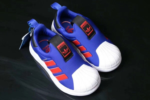 Tênis Kids adidas Superstar Original Shoes Infantil