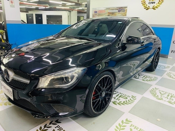 Mercedes-benz Cla 200 1.6 First Edition Turbo Gasolina 4p Au