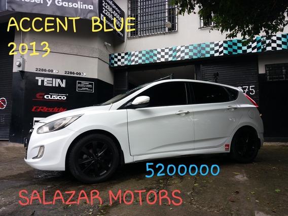 Hyundai Accent Blue Nacional